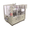 Automatic Counterpressure Rinser-filler-seamer equipment for Canning Carbonated Products Up To 1,500 Cans Per Hour