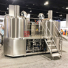 7bbL Stainless Steel /copper Beer Brewing Equipment Mashing Brewhouse System for Sale