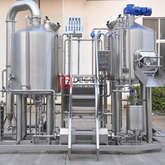 5bbl Brewhouse System Beer Brewing Equipment Supplier for Superior Quality Craft Beer