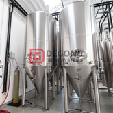 500L 700L 1000L 1500L customized commercial industrial beer brewing equipment for hotel/ restaurant