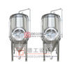 10bbl Stainless Steel Craft Beer Fermentation Vessel / Unitank with Cooling Jacket for Sale