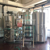 10BBL Automatically Commercial Used Stainless Steel Beer Saccharify System with Insulation