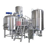 Hot Sale Barcelona 7BBL Pub Stainless Steel Microbrewery Beer Brewing Equipment for Sale