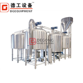 1500L Brewery Used Industrial Beer Brewing Equipment Making Machine in Chile