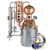 500L Copper Alcohol Stills Distillery Machine Home Distilling Equipment Brewing System China