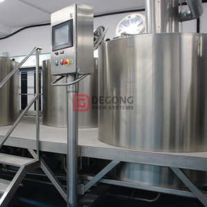 1000L brewpubs stainless steel brewhouse equipment commercial brewery craft beer for sale