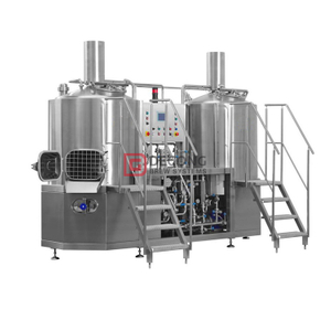 10BBL Professional Brewery Equipment Beer Brewing System with CE UL Certification