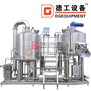 Popular Sale 700L Stainless Steel Beer Brewing Equipment for Craft Brewery/brew-pub