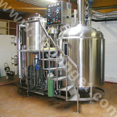 500L Commercial Turnkey Steel China Beer Brewing Equipment for Sale