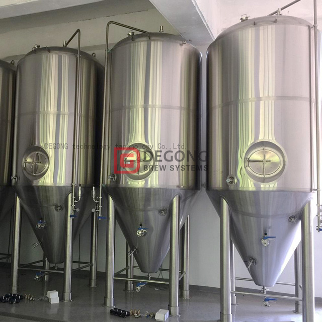 1500L Brewpub Brewery Equipment Commercial Industrial Beer Brewing Systems in Restaurant