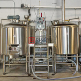 500L commercial automated craft beer brewing equipment for sale