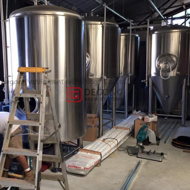 1000L Craft Stainless Steel Beer Fermentation Tank/ Unitank Listing for Sale