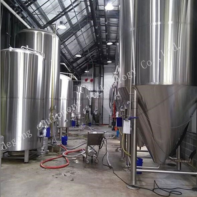 10BBL Industrial Stainless Steel Craft Fermentation Tank for Sale
