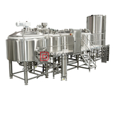 1000L Customzied Stainless Steel Beer Brewing Equipment with Beer Fermenting Kit