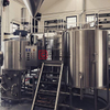 1500L 4 Vessel ( Mash/kettle Tun,lauter Tun , Whirlpool Tun And Hot Liquor Tank) Brewing Equipment