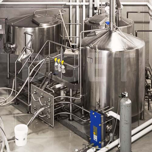 1000L Microbrewery Equipment Beer Brewing System with CE UL Certification