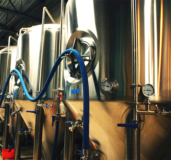 500L Micro Turnkey Craft Beer Brewing Equipment for Sale