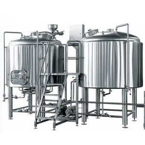 10BBL Commercial Industrial Steel Beer Brewing Equipment China