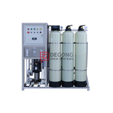 1000LPH Stainless steel RO Water treatment Reverse Osmosis System / Water Purifier for beer brewing