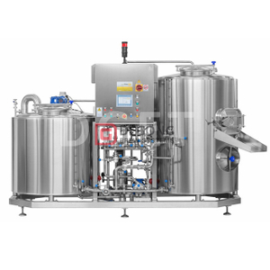 500L Factory Stainless Steel Fermentation Beer Brewing Equipment Micro Brewery for Sale