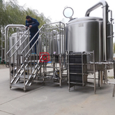 20BBL Industrial Professional Steel Beer Brewery Equipment for Sale