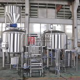 500L,1000L,1500L,2000L Customized beer/alcohol fermentation machine stainless steel beer brewery in Ireland