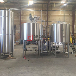 5BBL/10BBL/20BBL craft beer Brewery equipment CE certificated stainless steel 304 brewing machinery