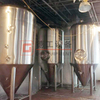 Craft Kettle 5BBL-15BBL Beer Brewery Equipment CE ISO TUV CIP Station for Sale