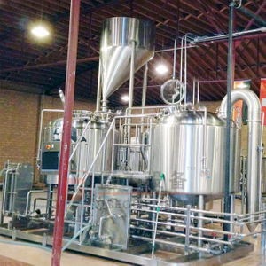 200L 300L 400L Craft Brewing System for Home Brewing/pub/teaching Laboratory China Manufacturer for Sale