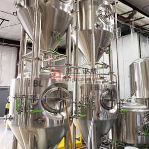 New Brewing System 3.5bbl 4HL Conical Fermenter / Unitank stackable (Jacketed with Top Manway) in 2020
