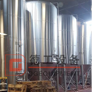 500L Mini Brewery Equipment for Conical Double Wall Beer Fermentater for Sale