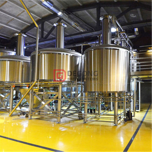 Available 500L/1000L/2000L/4000L Customized brewery equipment in DGET manufacturer