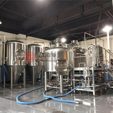 Brewery Plant 2000L Artisanal Beer Brewing Equipment for Sale