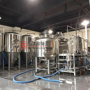 7BBL craft breweries sus304/316 commerical beer brewing equipment plant in stock