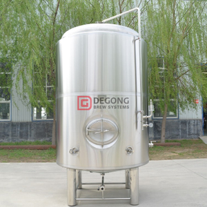 1000L 2000L 4000L Double Wall Insulated Stainless Steel Bright Beer Tank BBT for Sale