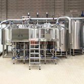 customized 1000L beer brewery equipment manufacturers 10 bbl brewing system