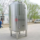 10BBL brewery equipment bright beer tank and horizontal Beer maturation/conditioning/serving tanks for sale online