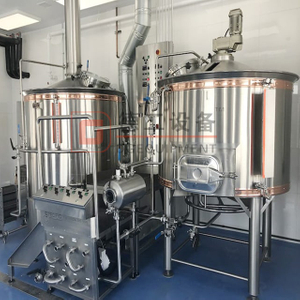 High Quality Food Grade SUS 304 Construction 1000L Craft/commerical Used Micro Brewery Equipment for Sale