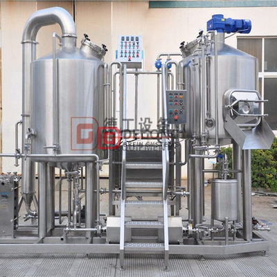 300L Craft Beer Brewing Equipment Beer Making Machinery for Microbrewery Hot Sale
