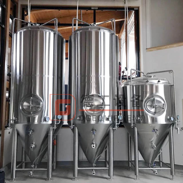 DEGONG Professional Manufacturer IPA Beer Brewing System China Customized Homebrew Restaurant/pub Tap Room for Sale