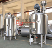10BBL custom industrial commercial jacket craft beer brewery euqipment for sale