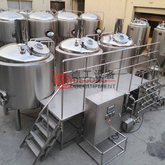 2000L Custom Craft Stainless Sreel Brewhouse System with CE&TUV Certificate for Sale