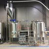 1000L All Grain Beer Brewing equipment Combined 2-Vessel Brewhouse Stout beer making plant