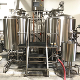 1000L Brewhouse for Beer Brewery Equipment Professional Brewing Systems Beer Maker Machine