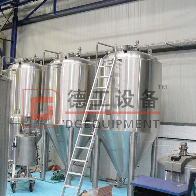 Turnkey 500L 1000L 1500L 2000L SS304 All in One All Grain Brewing System Beer Equipment