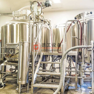 10bbl fabricates custom brewery tanks to build your personal beer business in European