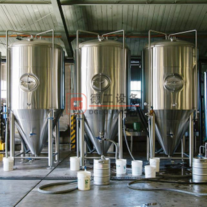 Commercial brewing equipment brewery fermenters unitanks brite tanks 2-30bbl volume for sale