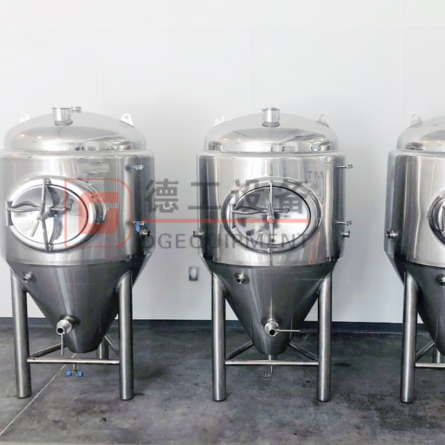 Grain Brew 700L Commercial Beer Equipment Electric Heating Mash System Sus Beer Fermenter Online for Sale