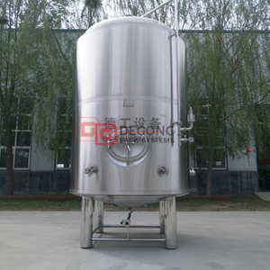 4000L comercial industrial bright beer tank maturation tank brite tank for sale