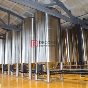 1BBL-40BBL Commercial fermentation tanks brewery fermenting vessels sold in Ireland